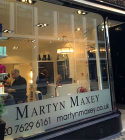 hairdressing marylebone